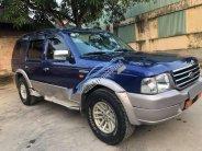 Cần bán lại xe Ford Everest MT đời 2006 màu xanh rất đẹp giá 287 triệu tại Tp.HCM