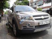 Bán xe Chevrolet Captiva LTZ AT đời 2011, màu bạc chính chủ giá 389 triệu tại Đồng Nai