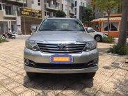 Cần bán Toyota Fortuner 2.7 2016, màu bạc, như mới giá 885 triệu tại Hà Nội