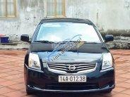 Cần bán xe Nissan Sentra năm 2011, màu đen, xe nhập giá 320 triệu tại Quảng Ninh
