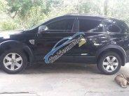 Bán Chevrolet Captiva đời 2010, màu đen   giá 395 triệu tại Hà Tĩnh