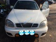 Bán ô tô Daewoo Lanos LS đời 2003, màu trắng giá 63 triệu tại Đắk Lắk
