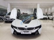 Cần bán xe BMW i8 sản xuất năm 2014, màu trắng, nhập khẩu đẹp như mới giá 4 tỷ 100 tr tại Tp.HCM