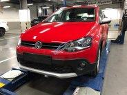 Bán ô tô Volkswagen Cross Polo đời 2018, màu đỏ, nhập khẩu chính hãng giá 718 triệu tại Tp.HCM