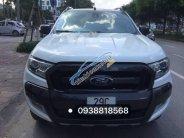 Bán Ford Ranger Wildtrak 3.2L 4x4AT 2015, màu trắng  giá 768 triệu tại Hà Nội