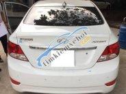 Bán Hyundai Accent 1.4AT đời 2012, màu trắng, nhập khẩu Hàn Quốc xe gia đình, giá chỉ 408 triệu giá 408 triệu tại Tp.HCM