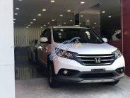 Bán Honda CR V 2.4 sản xuất 2013, màu trắng xe gia đình giá 790 triệu tại Đà Nẵng
