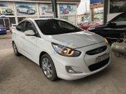 Bán Hyundai Accent 1.4AT màu trắng, số tự động, nhập Hàn Quốc 2012 giá 408 triệu tại Tp.HCM