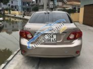 Lên đời bán xe Toyota Corolla altis 2010, màu vàng giá 400 triệu tại Nam Định