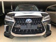 Cần bán Lexus LX Super Sport S đời 2018, màu đen, nhập khẩu  giá 9 tỷ 260 tr tại Hà Nội