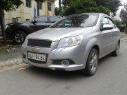 Cần bán xe Chevrolet Aveo LT đời 2015, màu bạc giá 289 triệu tại Đồng Nai