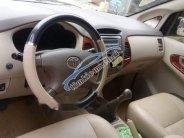 Cần bán lại xe Toyota Innova G đời 2008, màu đen chính chủ giá 345 triệu tại Thanh Hóa