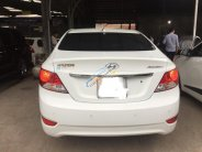 Bán Hyundai Accent 1.4AT 2012, màu trắng, giá TL, hỗ trợ trả góp giá 408 triệu tại Tp.HCM