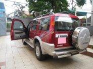 Cần bán xe Ford Everest 2006 MT, máy dầu, màu đỏ giá 285 triệu tại Tp.HCM