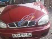 Bán ô tô Daewoo Lanos sản xuất 2002, màu đỏ, giá tốt giá 85 triệu tại Tiền Giang