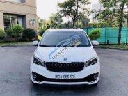 Bán ô tô cũ Kia Sedona 2.2AT đời 2017, màu trắng giá 1 tỷ 160 tr tại Hà Nội