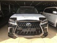 Cần bán Lexus LX đời 2018, màu đen, xe nhập giá 10 tỷ 810 tr tại Hà Nội