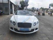Bán xe Bentley Mulsanne GTC đời 2016, màu trắng   giá 11 tỷ 799 tr tại Tp.HCM