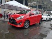 Bán xe Toyota Wigo 1.2L đời 2018, màu đỏ, nhập khẩu giá 340 triệu tại Hà Nội