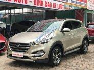 Bán Hyundai Tucson 1.6 Turbo năm sản xuất 2014, màu vàng be giá 922 triệu tại Hà Nội