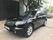 Bán Infiniti FX 35 sản xuất năm 2005, màu đen, nhập khẩu nguyên chiếc chính chủ, giá tốt giá 595 triệu tại Tp.HCM