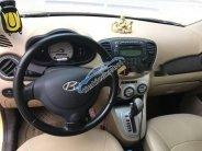 Bán Hyundai i10 1.2 AT đời 2010, màu vàng, xe nhập xe gia đình, 299 triệu giá 299 triệu tại Hà Nội