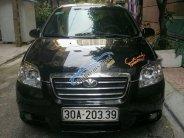 Bán Daewoo Gentra năm sản xuất 2008, màu đen chính chủ giá 160 triệu tại Hà Nội