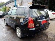Bán xe Toyota Innova G đời 2008, màu đen   giá 380 triệu tại BR-Vũng Tàu