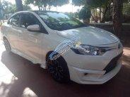 Cần bán lại xe Toyota Vios đời 2017, màu trắng số tự động  giá 539 triệu tại Đà Nẵng