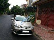 Cần bán lại xe Toyota Vios sản xuất 2017, màu vàng mới chạy 20.000 km, 510tr giá 510 triệu tại Vĩnh Phúc