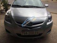 Bán xe Toyota Vios đời 2009, màu bạc chính chủ, giá chỉ 260 triệu giá 260 triệu tại Khánh Hòa