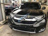 Cần bán Honda CR V đời 2018, màu đen giá 1 tỷ 83 tr tại Hà Nội