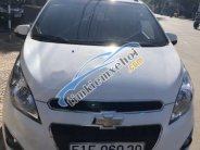 Bán Chevrolet Spark LT năm 2016, màu trắng   giá 300 triệu tại Đắk Lắk