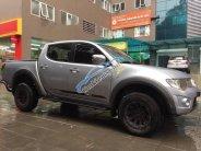 Bán xe Mitsubishi Triton 2.5AT 2011, màu bạc chính chủ giá 375 triệu tại Hà Nội