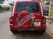 Cần bán gấp Ssangyong Korando TX5 đời 2005, màu đỏ chính chủ  giá 220 triệu tại Đồng Nai