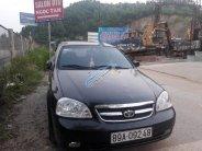 Bán Daewoo Lacetti đời 2012, màu đen giá 225 triệu tại Thái Nguyên