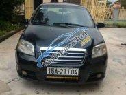 Bán Daewoo Gentra năm sản xuất 2007, màu đen giá cạnh tranh giá 156 triệu tại Ninh Bình