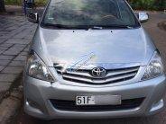Bán ô tô Toyota Innova G sản xuất 2010, màu bạc chính chủ giá cạnh tranh giá 450 triệu tại BR-Vũng Tàu