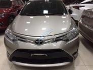Auto Bình Cường bán Toyota Vios E sản xuất năm 2017, màu vàng giá 515 triệu tại Vĩnh Phúc