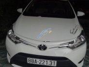 Bán Toyota Vios 1.5E CVT đời 2017, màu trắng giá 532 triệu tại Vĩnh Phúc