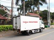 Bán Hyundai thùng đông lạnh Mighty N250 đời 2018, màu trắng, giá tốt giá 525 triệu tại Hà Nội