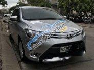 Bán Toyota Vios đời 2017, màu bạc chính chủ giá 500 triệu tại Đà Nẵng