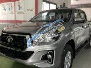 Bán xe Toyota Hilux 2.4 AT sản xuất 2018, màu bạc  giá 695 triệu tại Hà Nội