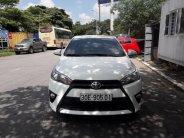 Cần bán gấp Toyota Yaris 1.5E đời 2016, màu trắng, xe nhập, chính chủ giá 600 triệu tại Hà Nội