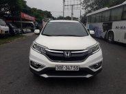 Cần bán lại xe Honda CR V 2.0 đời 2016, màu trắng, giá tốt giá 900 triệu tại Hà Nội