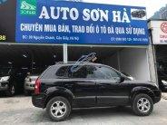 Cần bán Hyundai Tucson 2.0 AT 2009, màu đen, nhập khẩu, 372 triệu giá 372 triệu tại Hà Nội