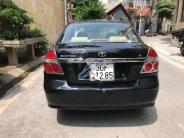 Bán Daewoo Gentra SX 1.5 MT đời 2009, màu đen   giá 180 triệu tại Hà Nội
