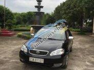 Bán ô tô Toyota Corolla Altis đời 2003, màu đen giá 260 triệu tại Nam Định