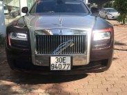 Bán ô tô Rolls-Royce Ghost màu đỏ, sản xuất 2010 giá 10 tỷ 350 tr tại Hà Nội