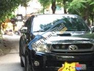 Bán Toyota Hilux MT đời 2010, màu đen  giá 520 triệu tại Hà Nội